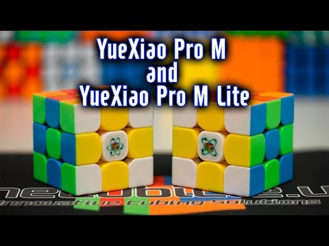 Cubicle Labs YueXiao Pro M and M Lite Overview
