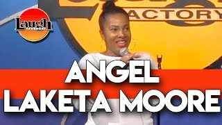 Angel Laketa Moore | Black Queens | Laugh Factory Stand Up Comedy