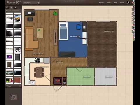How to make floor plans fast and easy with Planner 5D