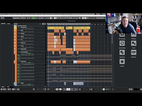How To Make Progressive House LIVE Production Series Part 8)