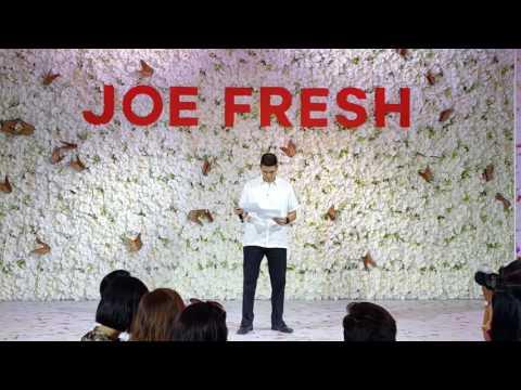 Joe Fresh Manila launch