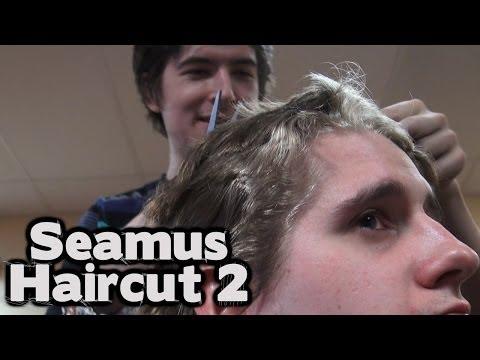 Seamus Gets A Haircut 2: Haircut Harder