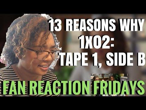 13 Reasons Why Season 1 Episode 2: