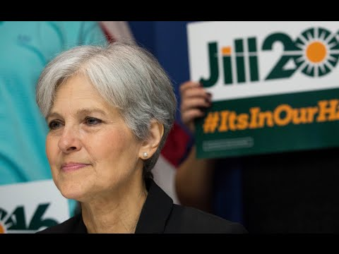 "Jill Stein Responds to ""Spoiler"" Criticism of Third-Party Candidates 