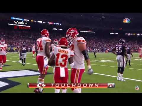 2017 Kansas City Chiefs regular-season Highlights - AFC WEST CHAMPIONS