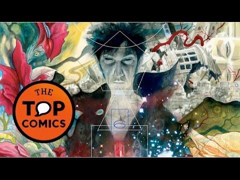 10 comics que debes de leer antes de morir