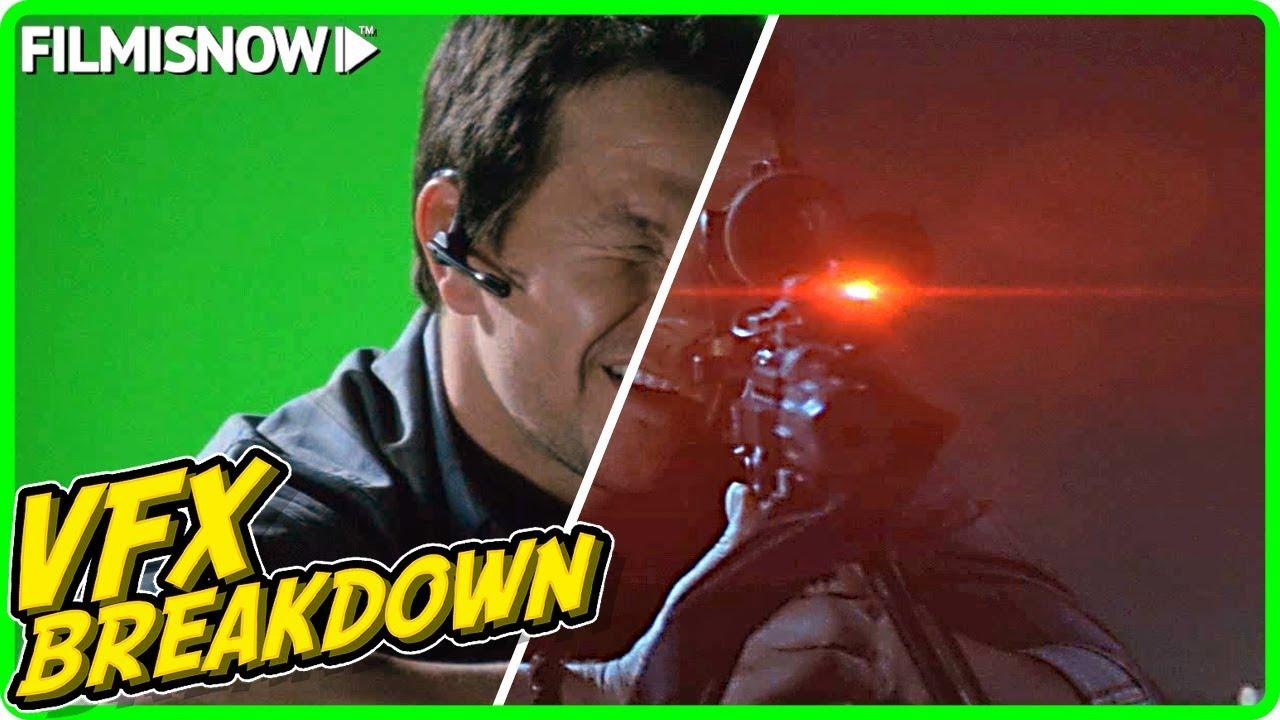 2 GUNS | VFX Breakdown by RVX (2013)