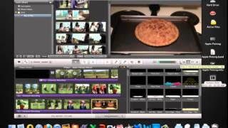 How to make a video podcast with iMovie