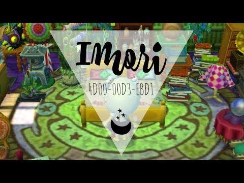 Studio Ghibli Acnl Town Tour Youtube