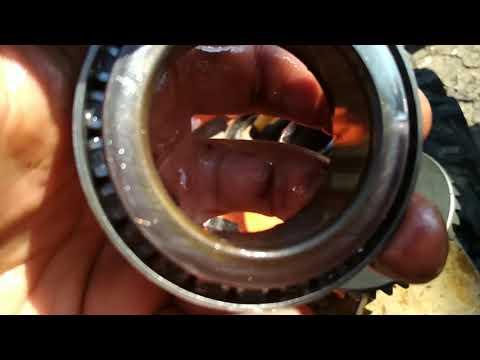 Замена сальников редуктора мотоблока Хопер 1100