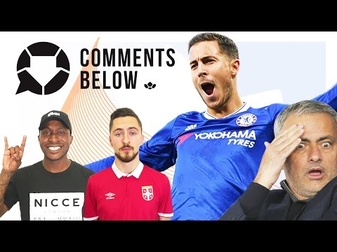 Hazard Humiliates 'The Special One' | Comments Below