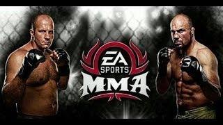 MMA ��� ��� ������ #2 (����� ������ ������ ����������� vs Feodor Emelyanenko)