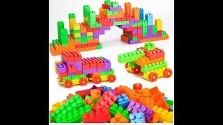 Thi Lắp tàu | LEGO khổng lồ VS LEGO mini | Georrge Toys