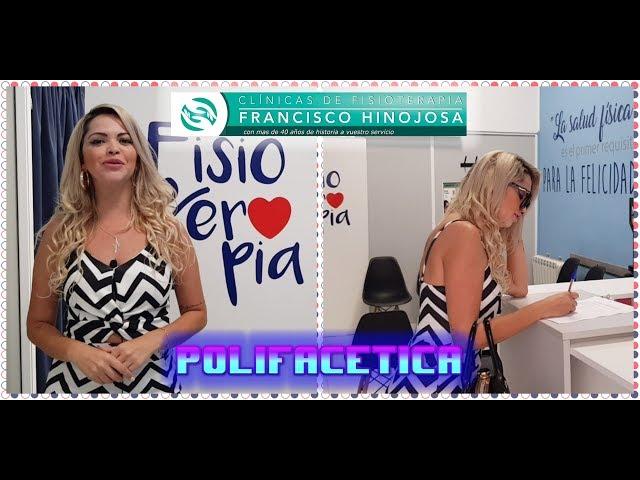 Clínicas Francisco Hinojosa con Polifacética #fisioterapeuta #franciscohinojosa #polifacetica