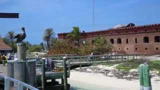 Fort Jefferson at Dry Tortugas National Park traveling with BeefCornellUGA in 2013! LoveFL!