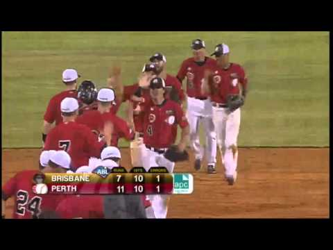 2014-15 Australian Baseball League Championship Series PV