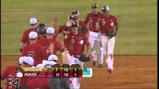 2014-15 Australian Baseball League Championship Series PV