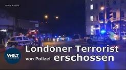 LONDON BRIDGE: Terroranschlag von Polizei und Passanten verhindert - Ein Toter