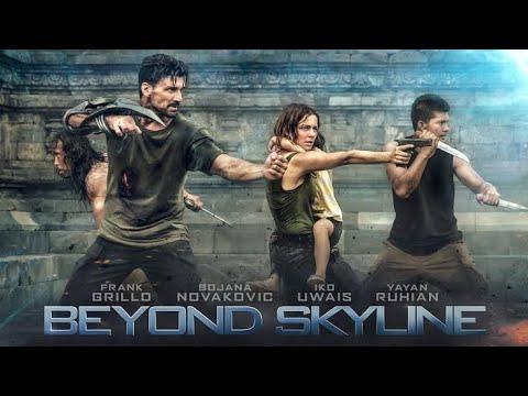 BEYOND SKYLINE IKO UWAIS,FRANK GRILLO ,YAYAN RUHIAN,Bojana Novakovic poster