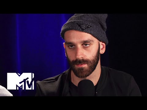 "X Ambassadors' Sam Harris Tells Us How He Wrote ""American Oxygen"" For Rihanna 