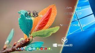 Làm đẹp Windows 10