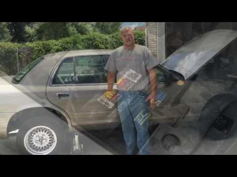 How To Replace Fuel Filter - 2002 Ford Crown Victoria