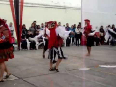 DANZA WALLATAS TUSUY - CUZCO, GANADOR CONCURSO DE DANZAS CARRION 2011