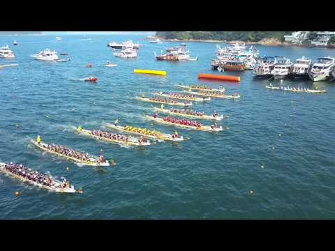 Spanish Dragons - Mixed Golden Cup Final - Stanley International Dragon Boat Festival 2017