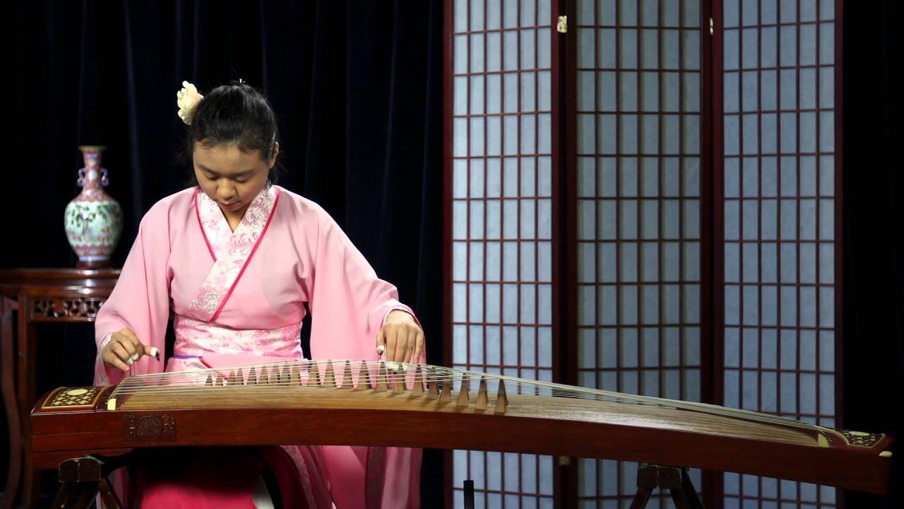 "Traditional Chinese Music, Guzheng Performance: ""Joy and ..."