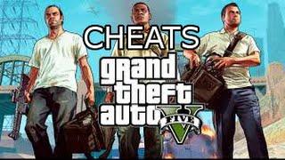 GTA V Cheats: Super Jump, Moon Gravity, Exploding Bullets, Skyfall
