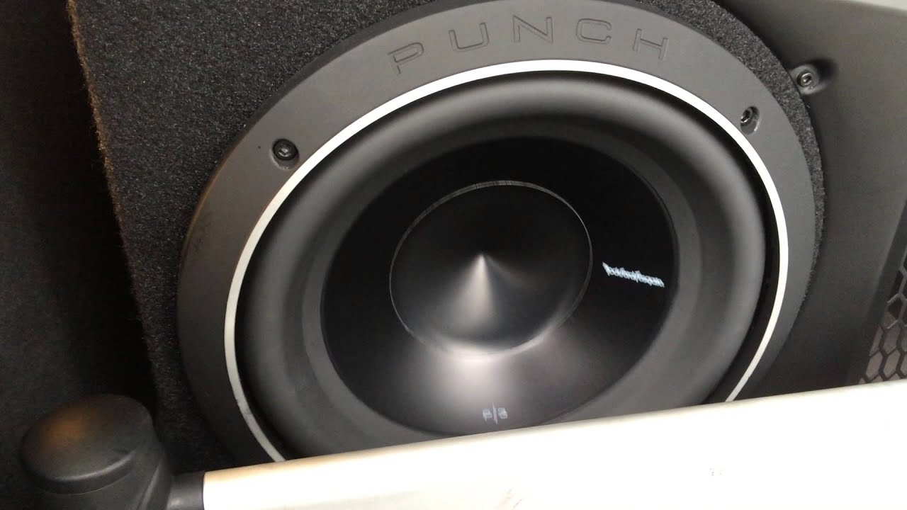 Rockford Fosgate Rfk4x 4 Gauge Amplifier Power Signal And Speaker
