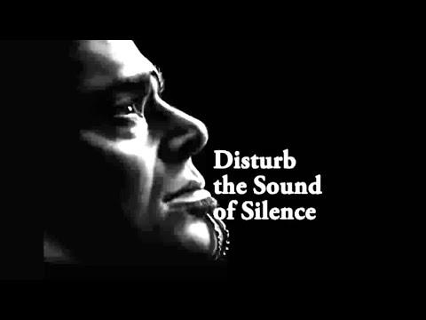 DISTURBED-THE SOUND OF SILENCE-Deutsch übersetzt