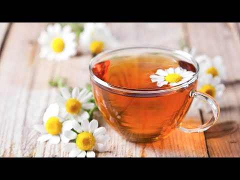Why You Should Drink Chamomile Tea Every Day! Derived