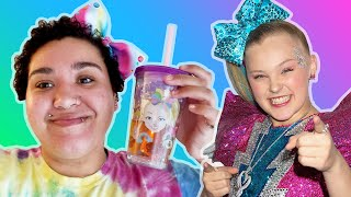 We Only Used Jojo Siwa Products For A Day