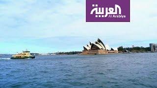السياحة عبر العربية في سيدني الاستراليه مع ليث بزاري