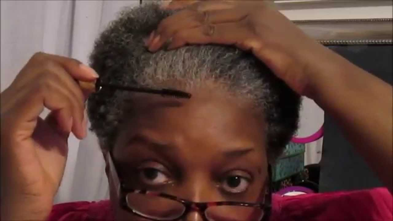 88 easy ways to cover gray hair youtube - Ways prevent grey hair ...