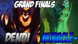 Dota 2 - Miracle- Necro vs Dendi Shadow Fiend - Monkeys vs Na`Vi Game 1 - Frankfurt Major 2015