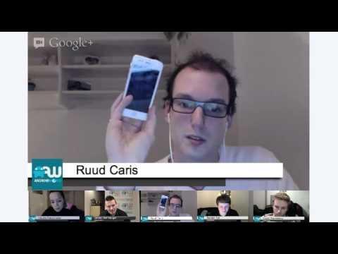 AW Hangout 18: Chinese toestellen, smartwatches en 4G