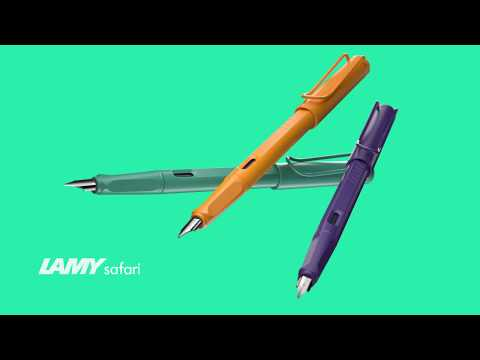 LAMY safari candy - Special Edition 2020