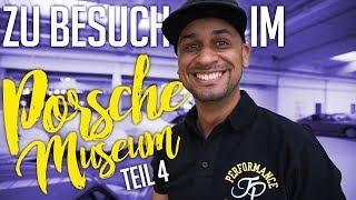JP Performance - Zu Besuch im Porsche Museum | Teil 4