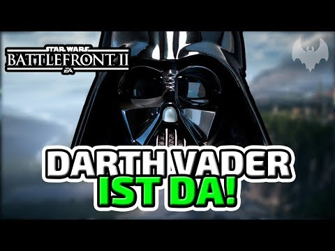 Darth Vader ist da! - ♠ Star Wars Battlefront 2 ♠ - Deutsch German - Dhalucard