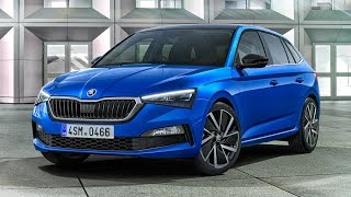 2019 Skoda Scala Review Exterior, Interior - Ford Focus Killer !!!
