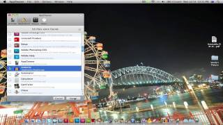 How to uninstall applications/software on your mac