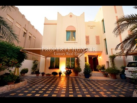 Villa for Sale at West Bay Lagoon Doha Qatar - Ref #3876 By Property Hunter