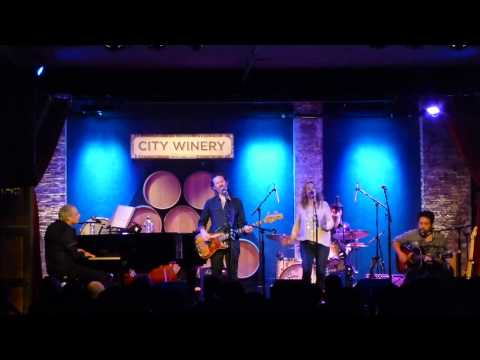 Amy Helm & The Handsome Strangers ft Donald Fagen - Sky Is Falling 3-2-15 City Winery, NYC