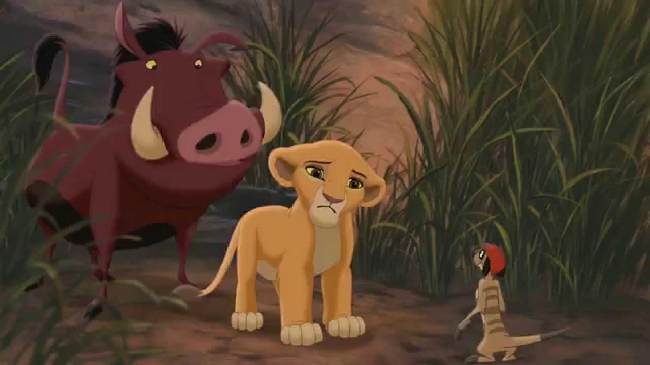 Download Le Roi Lion 2 - L'Honneur De La Tribu Fandub Complet - Extrait 1 VF