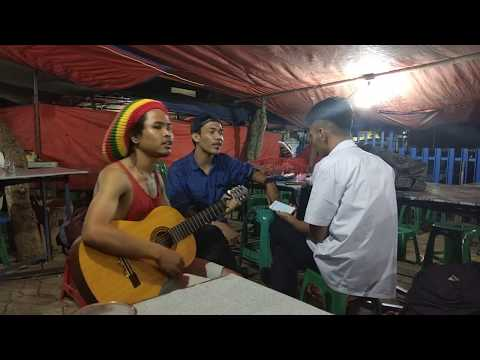 Beginilah lagu Padang dinyanyikan orang Batak.. #Nongkrong 08