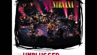 Jesus Don't Want Me For a Sunbeam- Nirvana