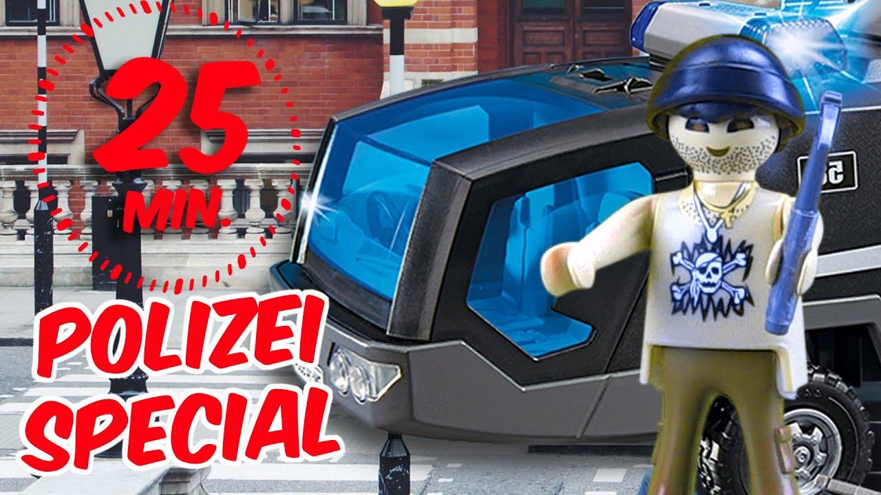 Playmobil Youtube Polizei