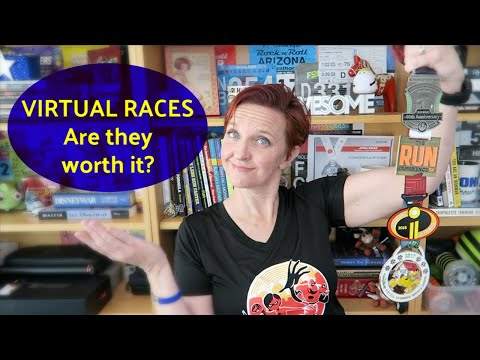 VIRTUAL RACES: HOW DO THEY WORK + ARE THEY WORTH THE MONEY?